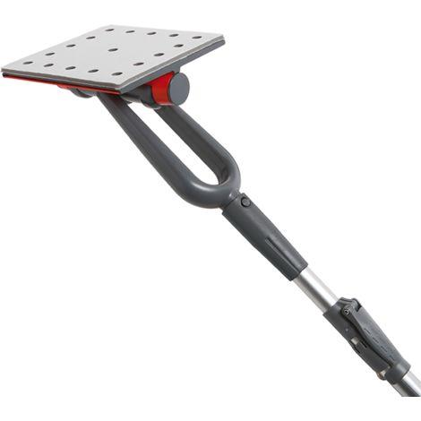 cale à poncer plate aspirante sur perche 2 x 1 m - l'outil parfait