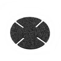 Cale amortisseur gomme contact en pneu recyclé - 100 pièces