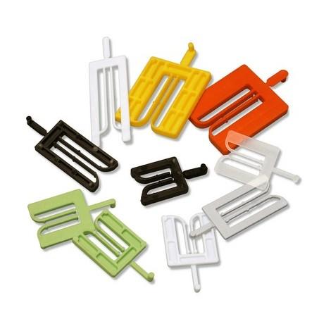 """main image of """"Cale de pose fourchette lrg.36mm l.40mm – Panachés de 1 à 5 mm"""""""
