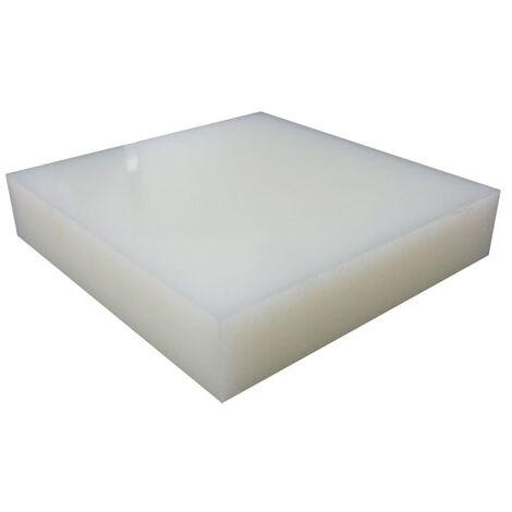 cale plastique de réglage EP préfa lourde dimensions 100x100 mm épaisseur 20 mm