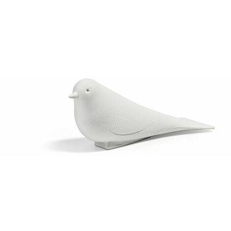 Cale porte oiseau - Blanc
