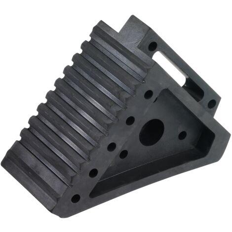 Cale roue caoutchouc pour camion KS Tools 160.0383