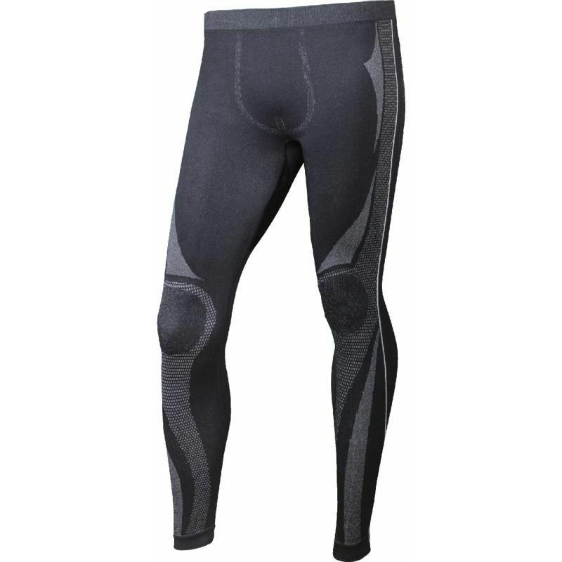 CALEÇON DELTA PLUS 60% POLYAMIDE/35% COOLMAX®/5% ELASTHANE KOLDYPANTS TAILLE XL -KOLDYPANO0 - Taille vêtement - 46/48 (XL) - Noir/Gris