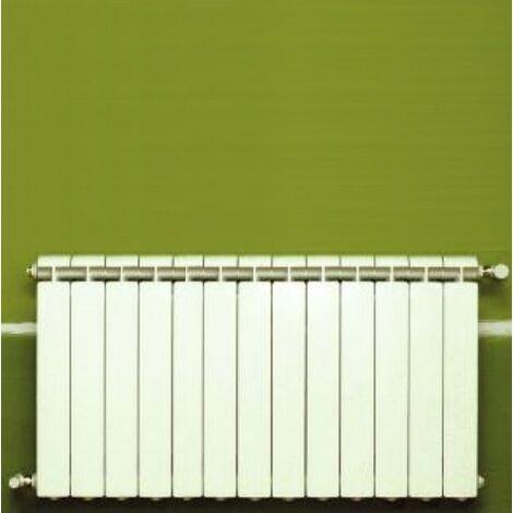 Calefacción central de aluminio fundido 13 elementos blanco KLASS 350, 1105w