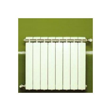 Calefacción central de aluminio fundido 8 elementos blanco KLASS 800, 1296w