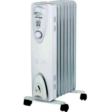 Calefacción para dormitorios, Radiador Bastilipo 7 ele.