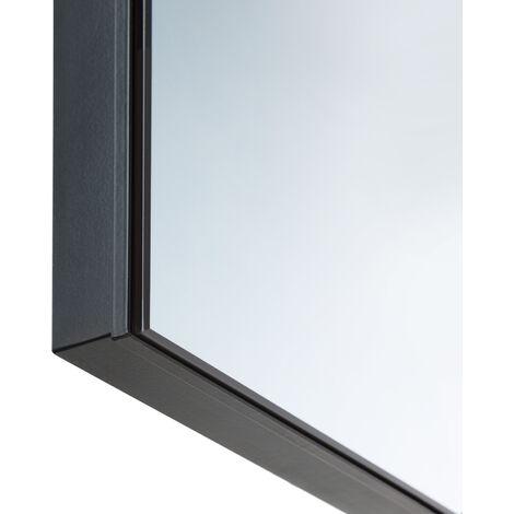 Panel radiante de espejo