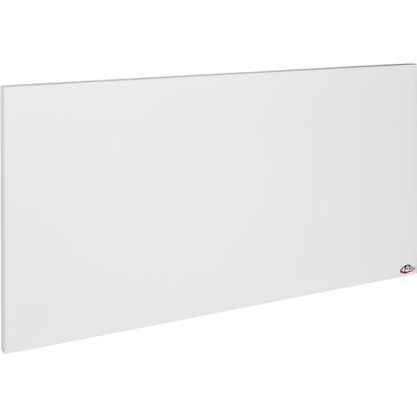 Calefacción por infrarrojos, variante 1 - calefactor por infrarrojos, panel de calor infrarrojo para interior, placa térmica de chapa de acero
