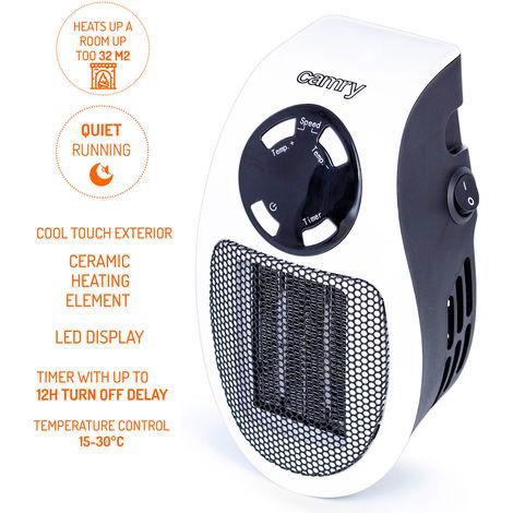 Calefacción portátil de interior