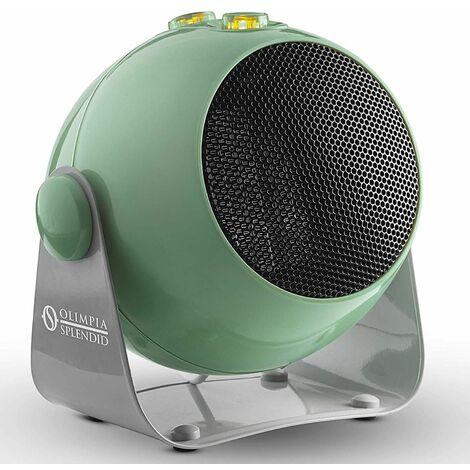 Calefactor Cerámico Caldodesign Verde Olimpia Splendid 1800 W