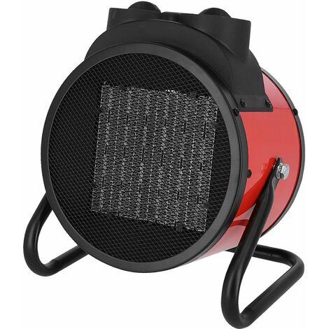 Calefactor cerámico profesional 3000w con termostato