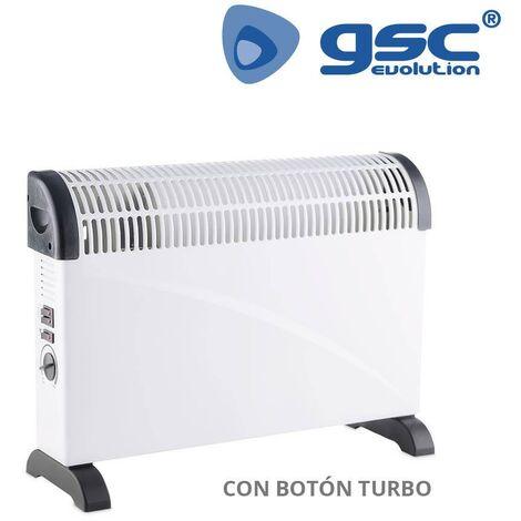 Calefactor convector turbo 2000 W