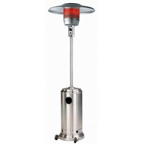 Calefactor corona de gas para exterior con ruedas eho1111010-DESKandSIT-