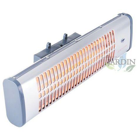Calefactor de baño para pared 600W-1200W