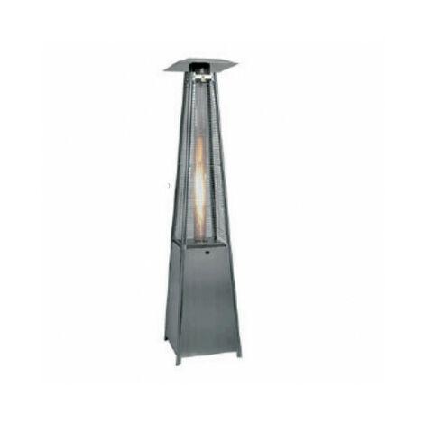 Calefactor de gas para exterior pirámide con ruedas eho1111011-DESKandSIT-