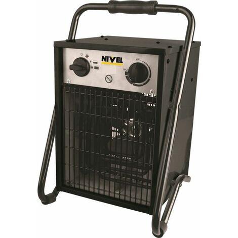 Calefactor Elec Indust 3000w 220v Nivel