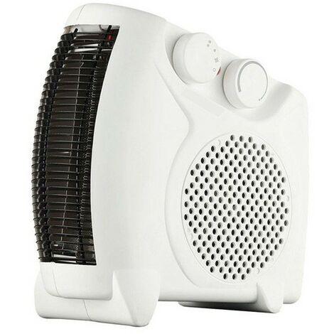 Calefactor eléctrico 2 niveles de temperatura 1000W - 2000W