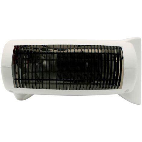 Calefactor eléctrico 2000W horizontal/vertical color blanco