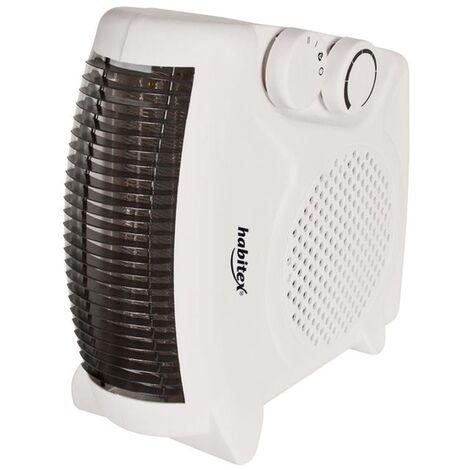 Calefactor eléctrico de dos posiciones Habitex E305