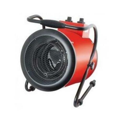 Calefactor eléctrico industrial Habitex E178