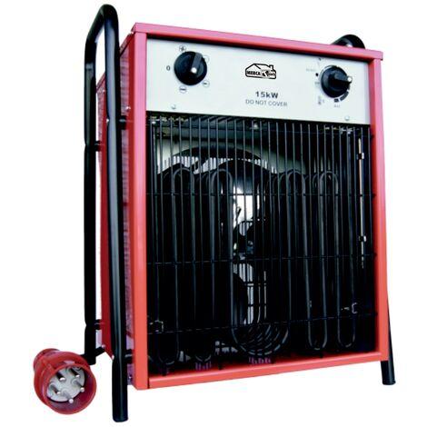 Calefactor eléctrico MC 150-220 MERCALOR -Disponible en varias versiones