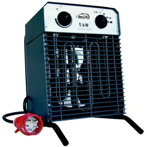 Calefactor eléctrico MC 50-90 MERCALOR -Disponible en varias versiones