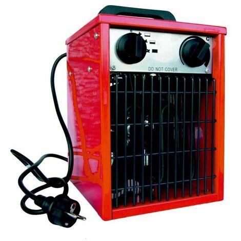 Calefactor eléctrico MT 20-33 MERCALOR -Disponible en varias versiones