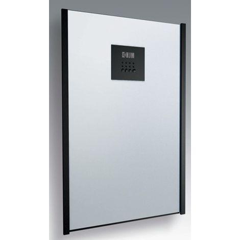 Calefactor electrico mural split mando a distancia hjm 2000w