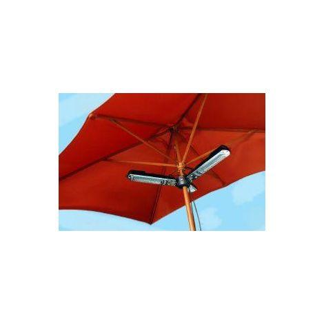 Calefactor eléctrico para mastíl de parasol