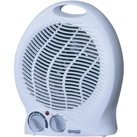 Calefactor Electrico Termoventilador Blanco - KT0589