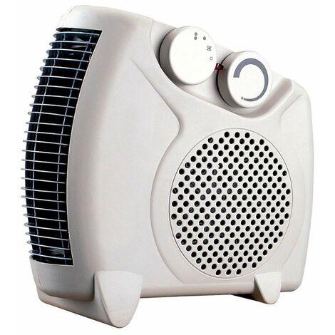 Calefactor eléctrico termoventilador V/H