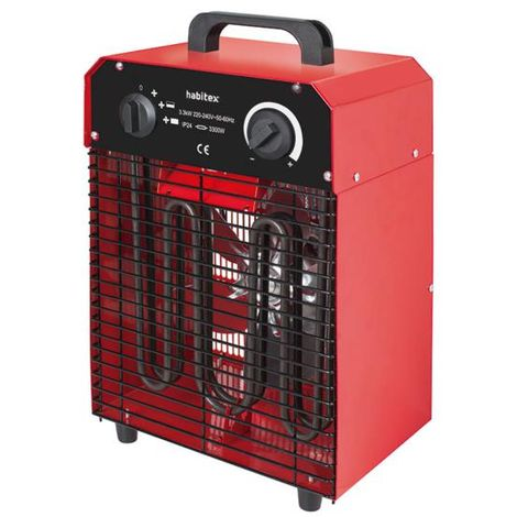 Calefactor industrial habitex e179 - talla