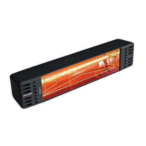 Calefactor infrarrojo de suelo 1300W METALWORKS MWEHWP2/7