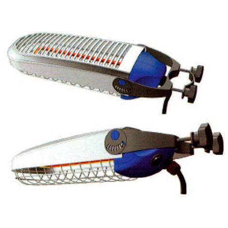 Calefactor infrarrojo para exterior 1200W sistema fijación para sombrillas -Disponible en varias versiones