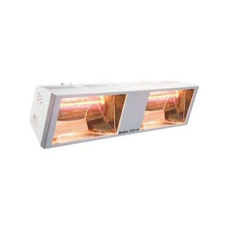 Calefactor infrarrojos 4000W METALWORKS MWEHT2-40