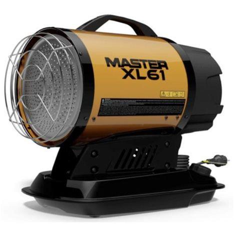 CALEFACTOR MASTER XL-61 A GASÓLEO