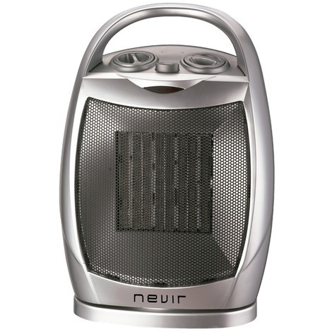 Calefactor Nevir Nvr-9538cr 2 Potencia/ 750w-1500w
