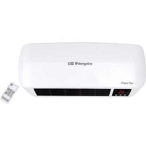Calefactor pared Split Orbegozo SP6000 IP22 2000W