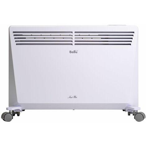 Calefactor radiador de bajo consumo cm 41,3x11,1x64 Ballu HeatMax1500 - blanco