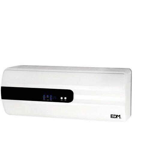 Calefactor split cerámico 2000W EDM con mando