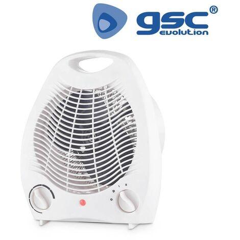 Calefactor vertical 3 posiciones GSC 2000W