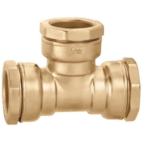 Caleffi 864032 - connection T Brass DECA