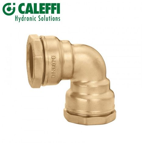 Caleffi 866050 Curve connection diameter 50