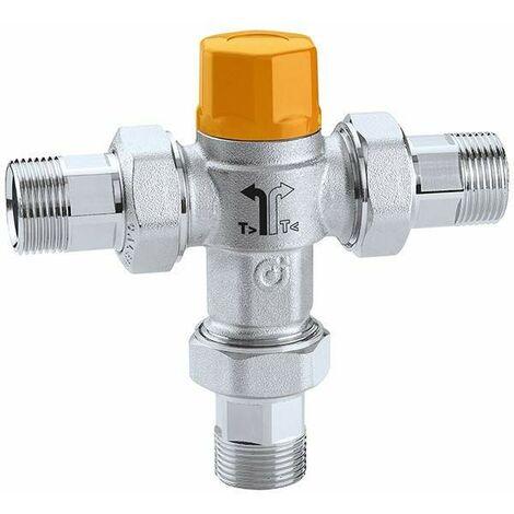 caleffi-Vanne directionnelle thermostatique 2620