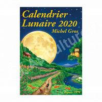 Graines Et Plantes Calendrier Lunaire Mars 2020.Calendrier Lunaire 2020 De Michel Gros