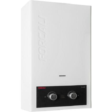 Calentador a Gas GLP (Butano-Propano) 6 litros FORCALI