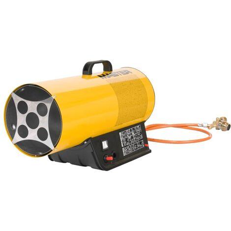 Calentador a gas Master BLP 17 M - Amarillo