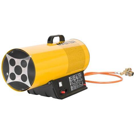 Calentador a gas Master BLP 33 M - Amarillo