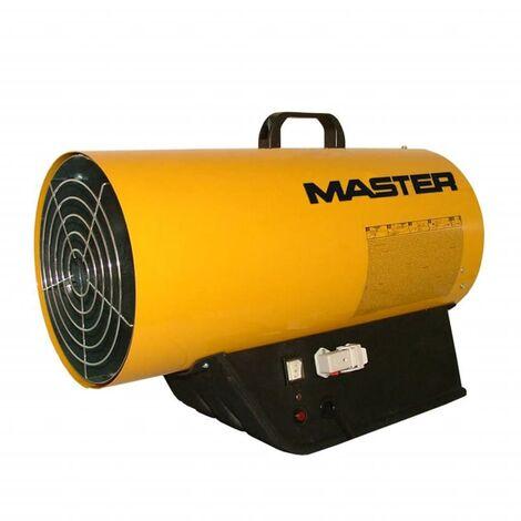 Calentador a gas Master BLP 53 ET - Amarillo