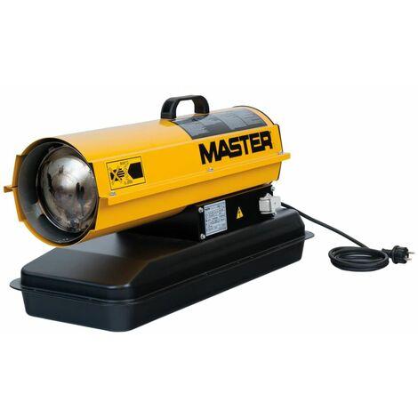 Calentador a gasóleo de combustión directa Master B 35 CED